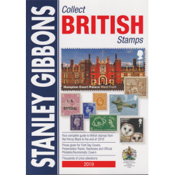 SG Collect British Stamps 2019