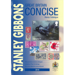 SG Great Britain Concise 2018