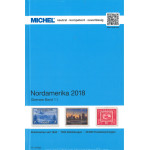 Michel UK 1.1 Nordamerika 2018